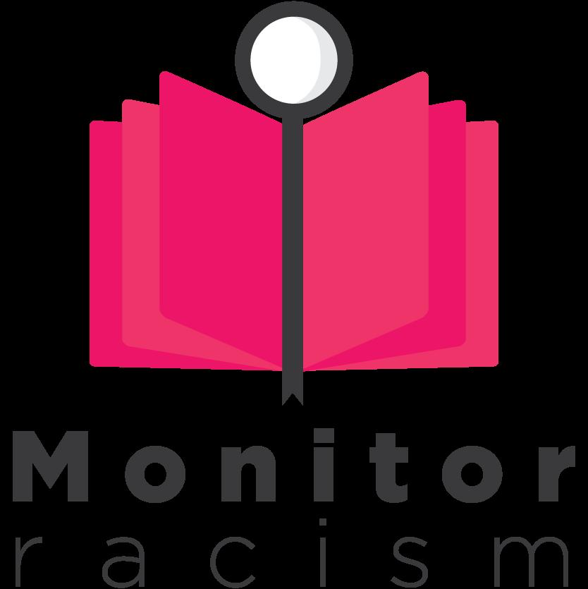 Monitor Racism logo